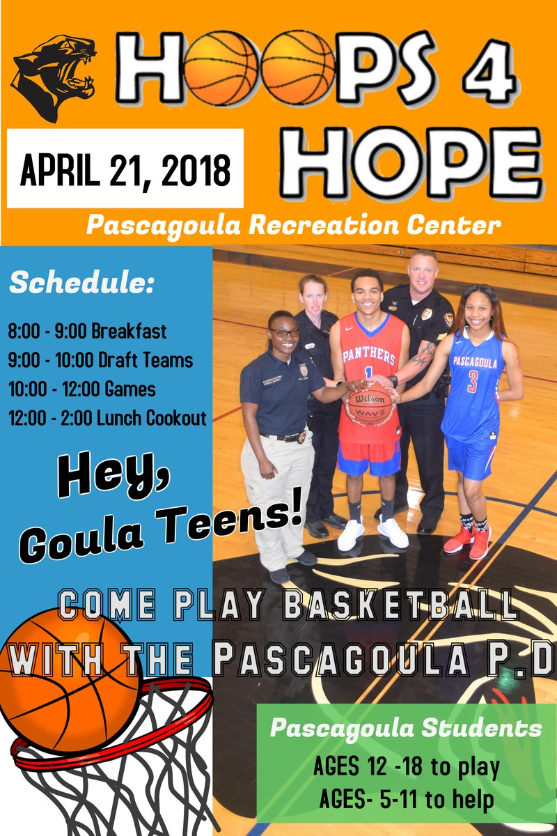 Come out and play some basketball April 21, 2018!