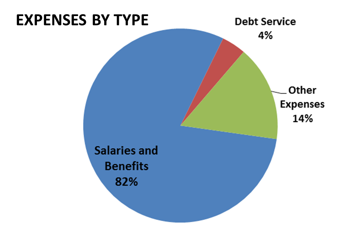 Expense by Type