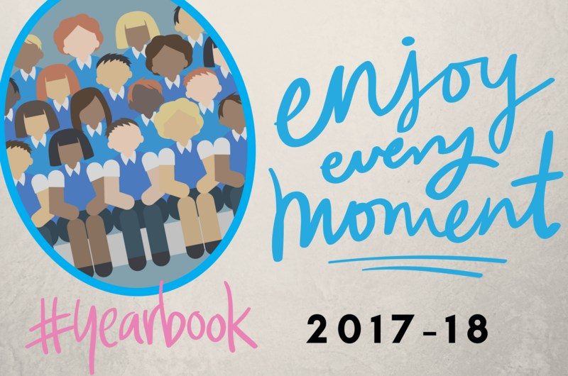 Get your 2017-18 Yearbook! Thumbnail Image