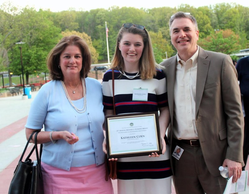 Michael J. Petrides Student Award Featured Photo
