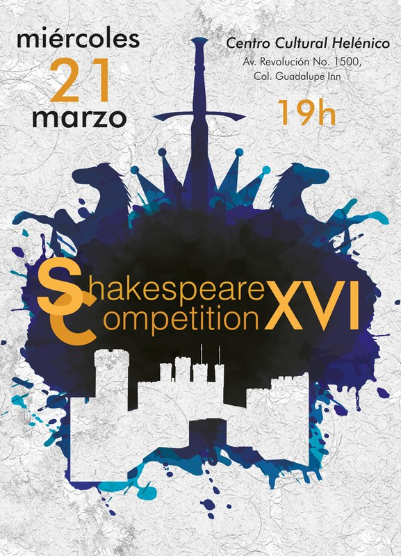 XVI Shakespeare Competition Featured Photo