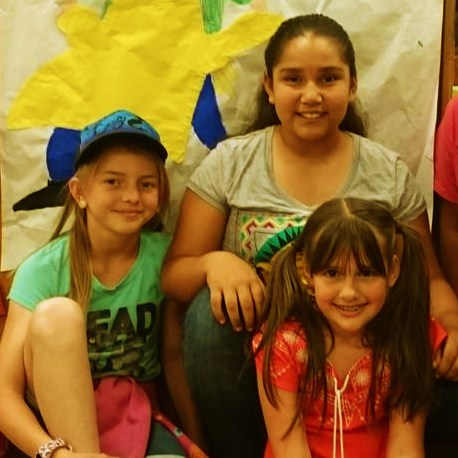 Picture of Students at Elmer Wood School