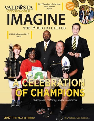 Cover of 2017 Imagine the Possibilities