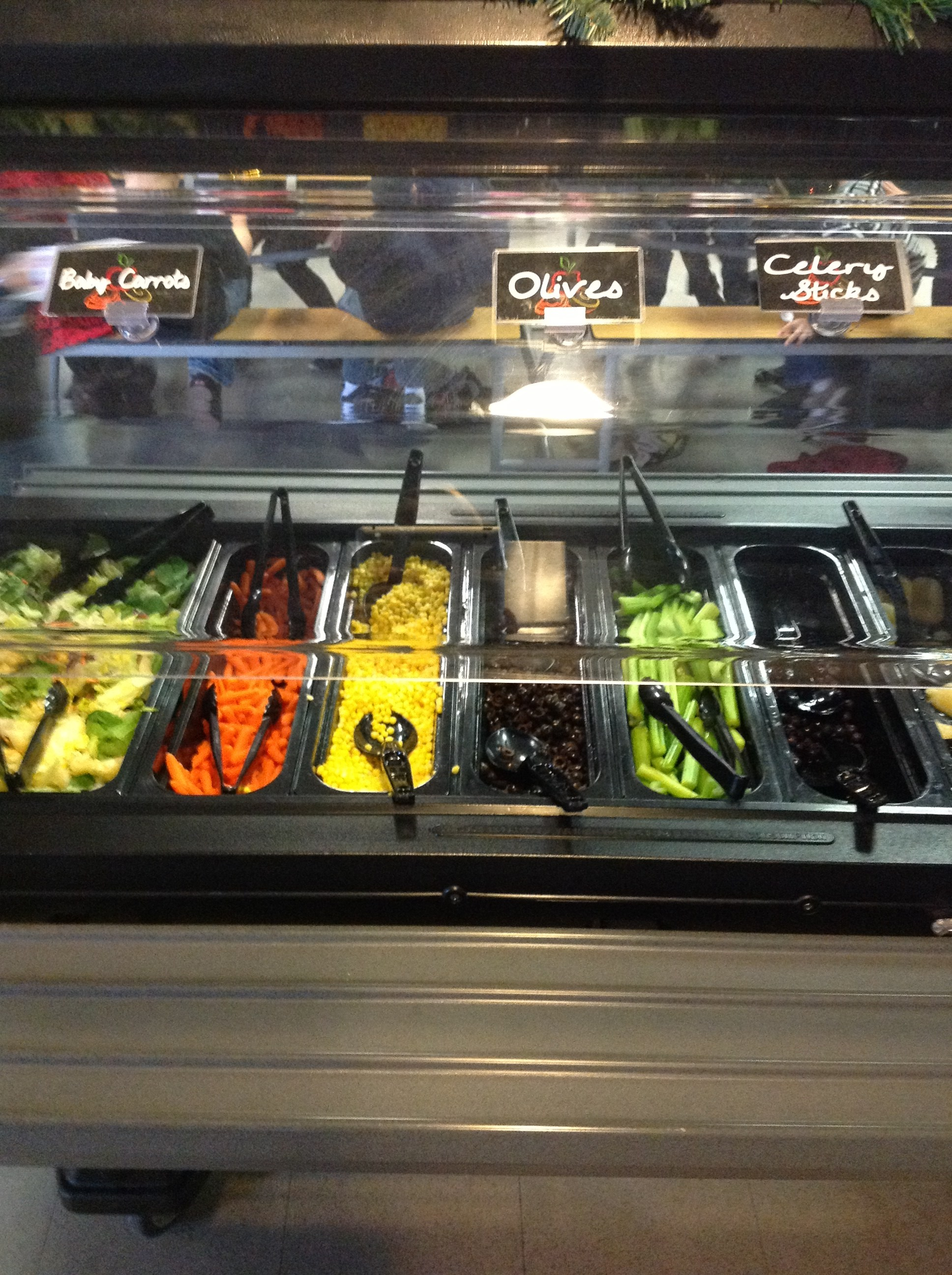 Sensational Salad Bars