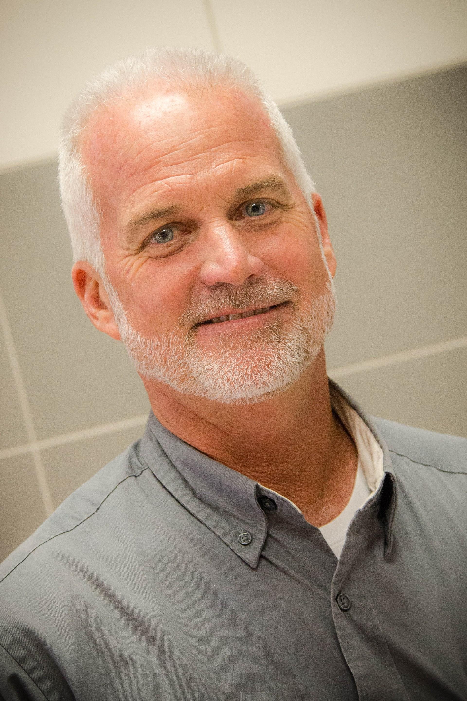 Gary Sutherland, Maintenance Director
