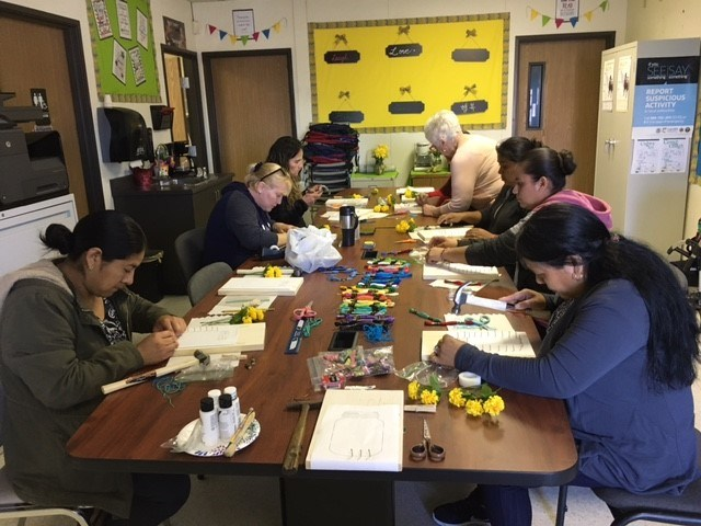 April Craft Class