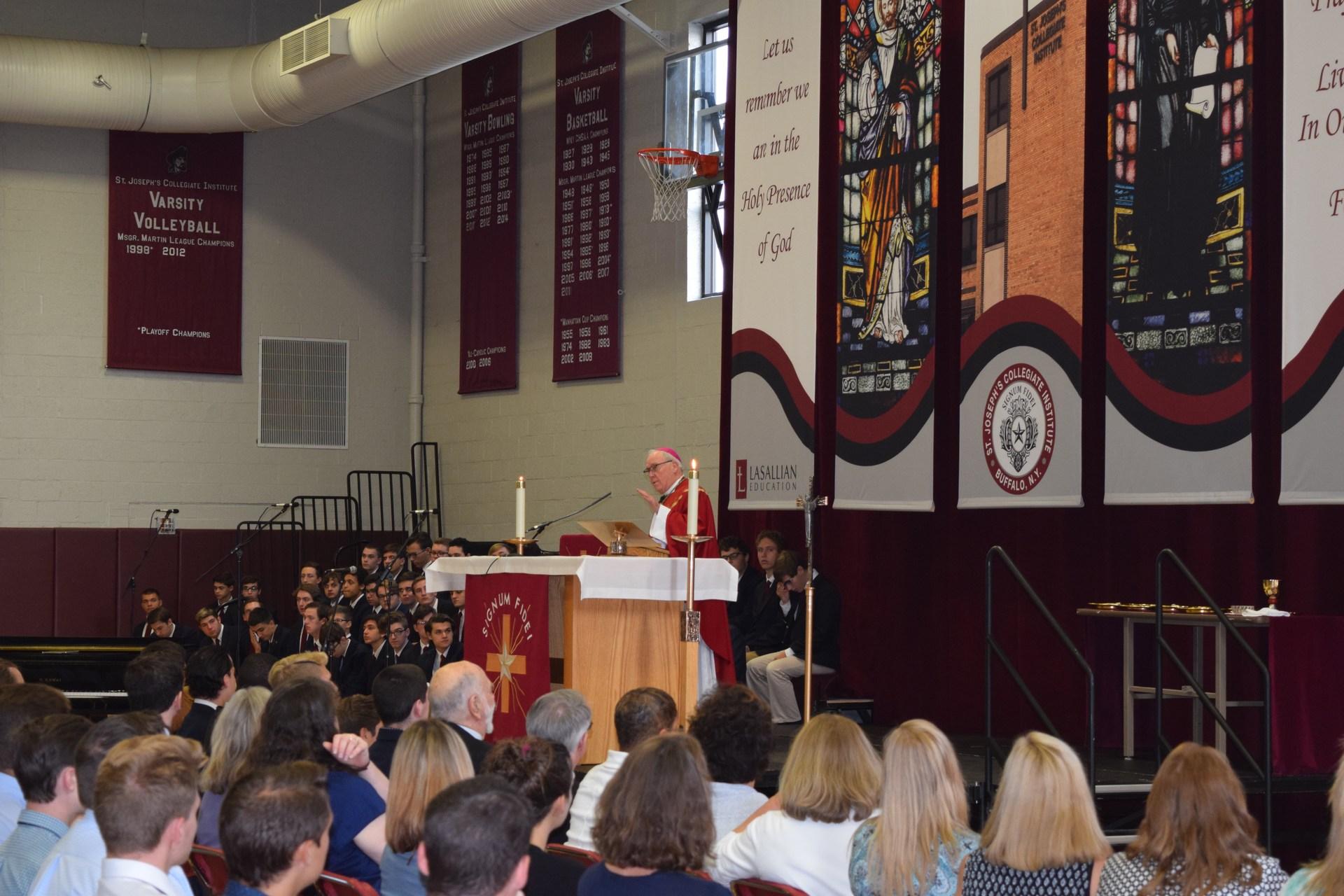 Bishop's mass