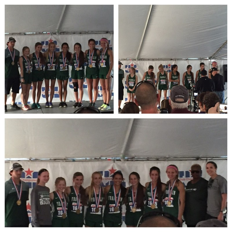 Congratulations Lady Lion Cross Country Team Thumbnail Image