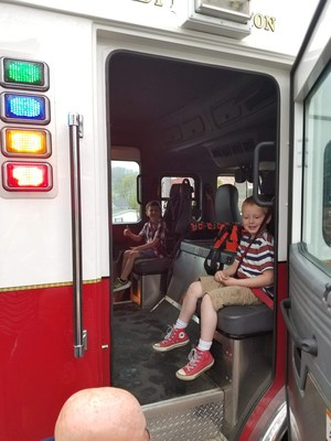 BKB Fire Truck Ride