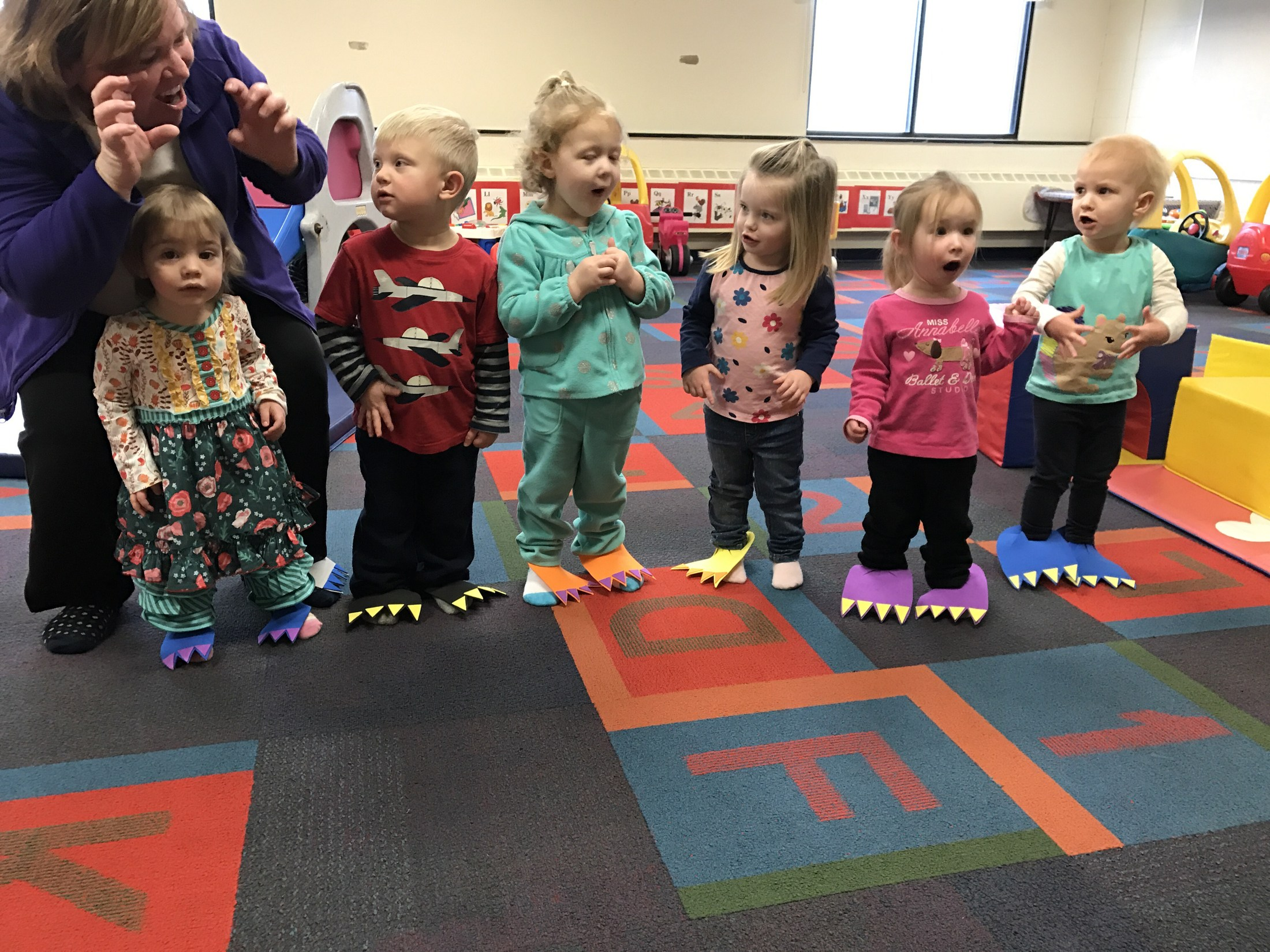Toddler Students