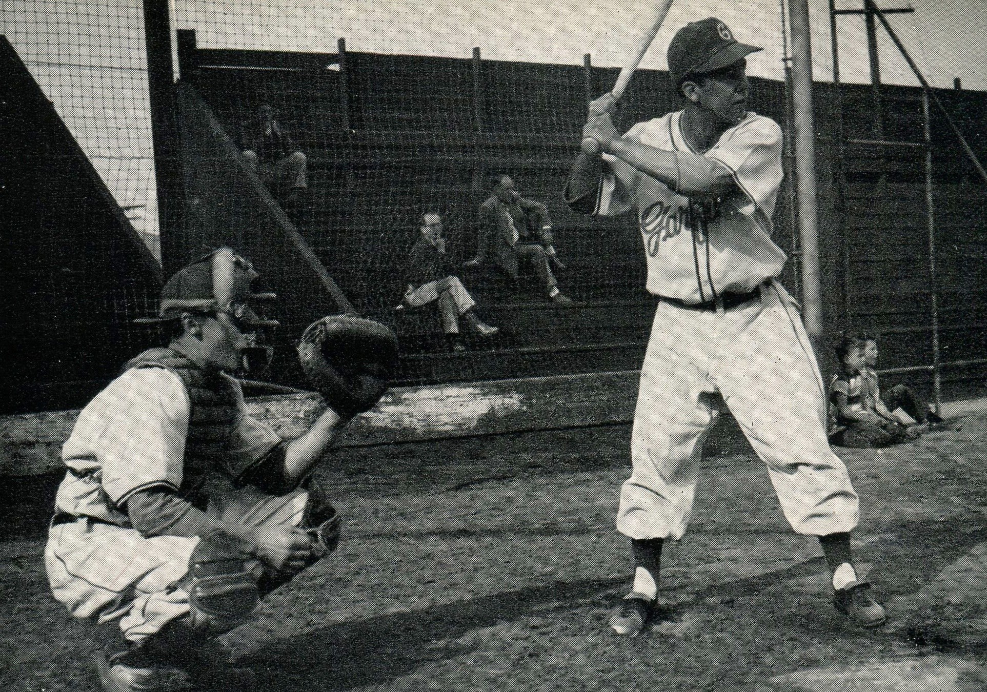 garfield baseball