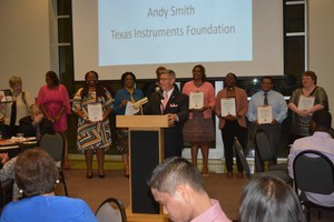 Lancaster ISD Campus STEM Teacher Nominees