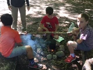 5th Graders Visit Aldo Leopold Nature Center Thumbnail Image