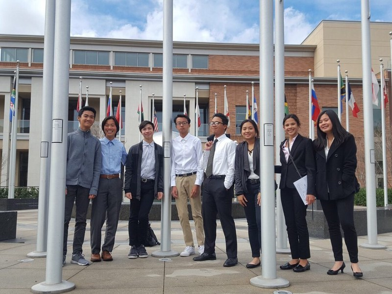 FVHS students seek for success at the 2018 Academic WorldQuest Featured Photo