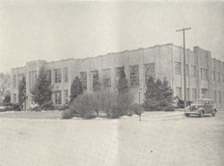Byron High School 1939