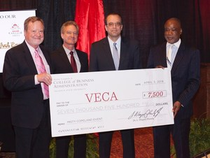 VSU Donates to VECA