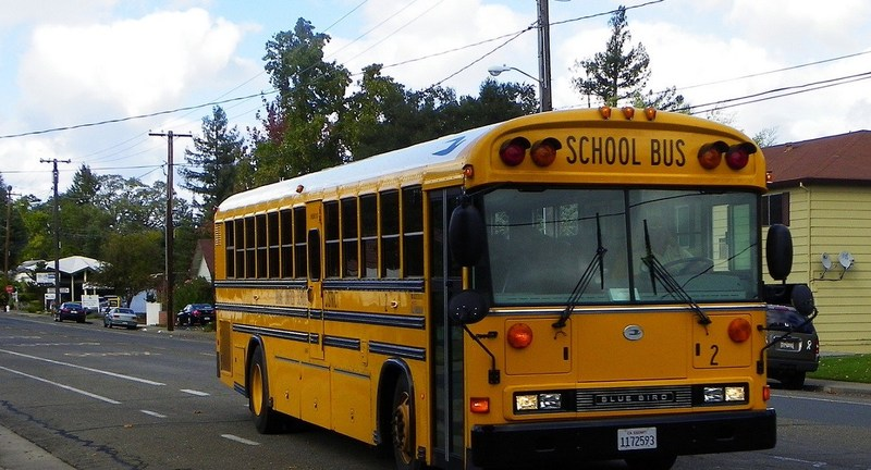Ukiah Unified Works to Overcome Transportation Challenges Thumbnail Image