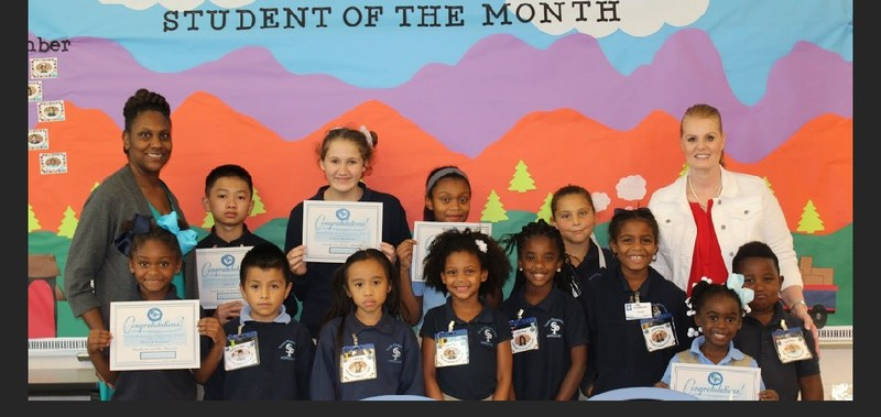 Student of the Month-September Thumbnail Image
