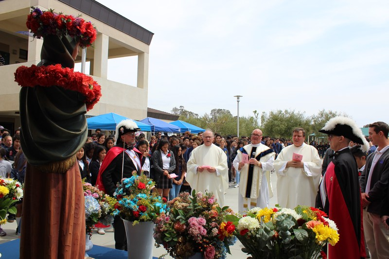 Celebration of our Blessed Mother Featured Photo