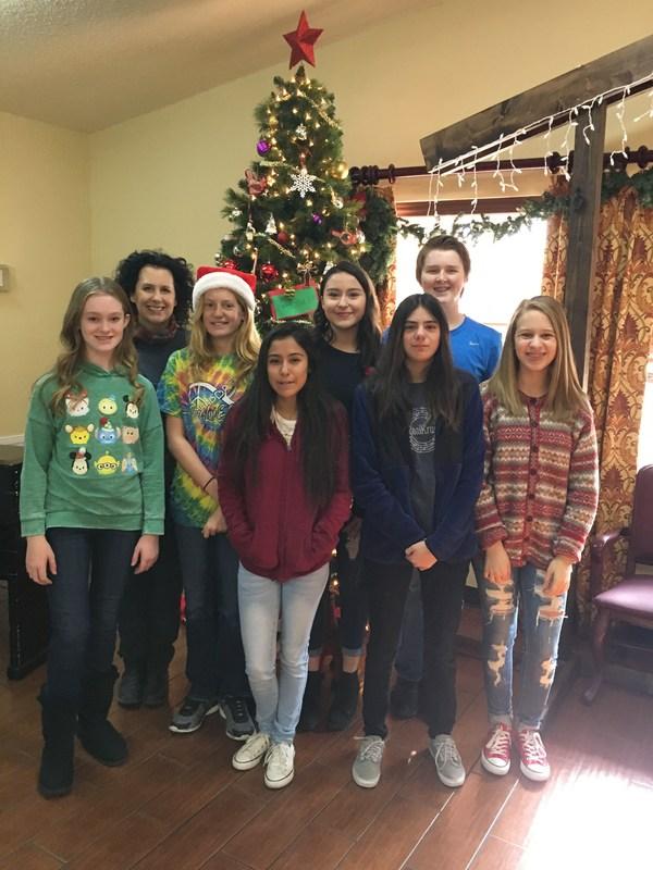 KISD Band Spreads Holiday Cheer Thumbnail Image