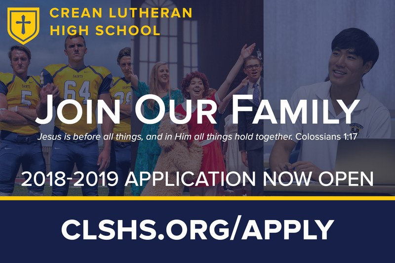 Apply TODAY for 2018-19 Featured Photo