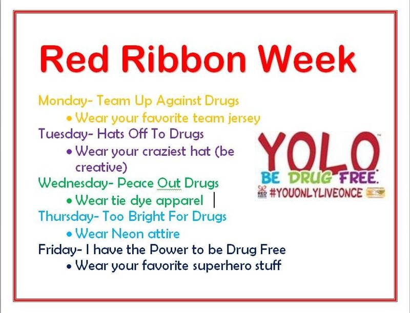 TCHS to celebrate Red Ribbon Week and Unity Day Featured Photo