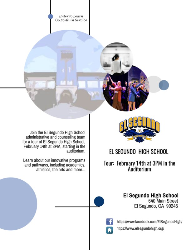 Prospective Students - Attend El Segundo HS Featured Photo