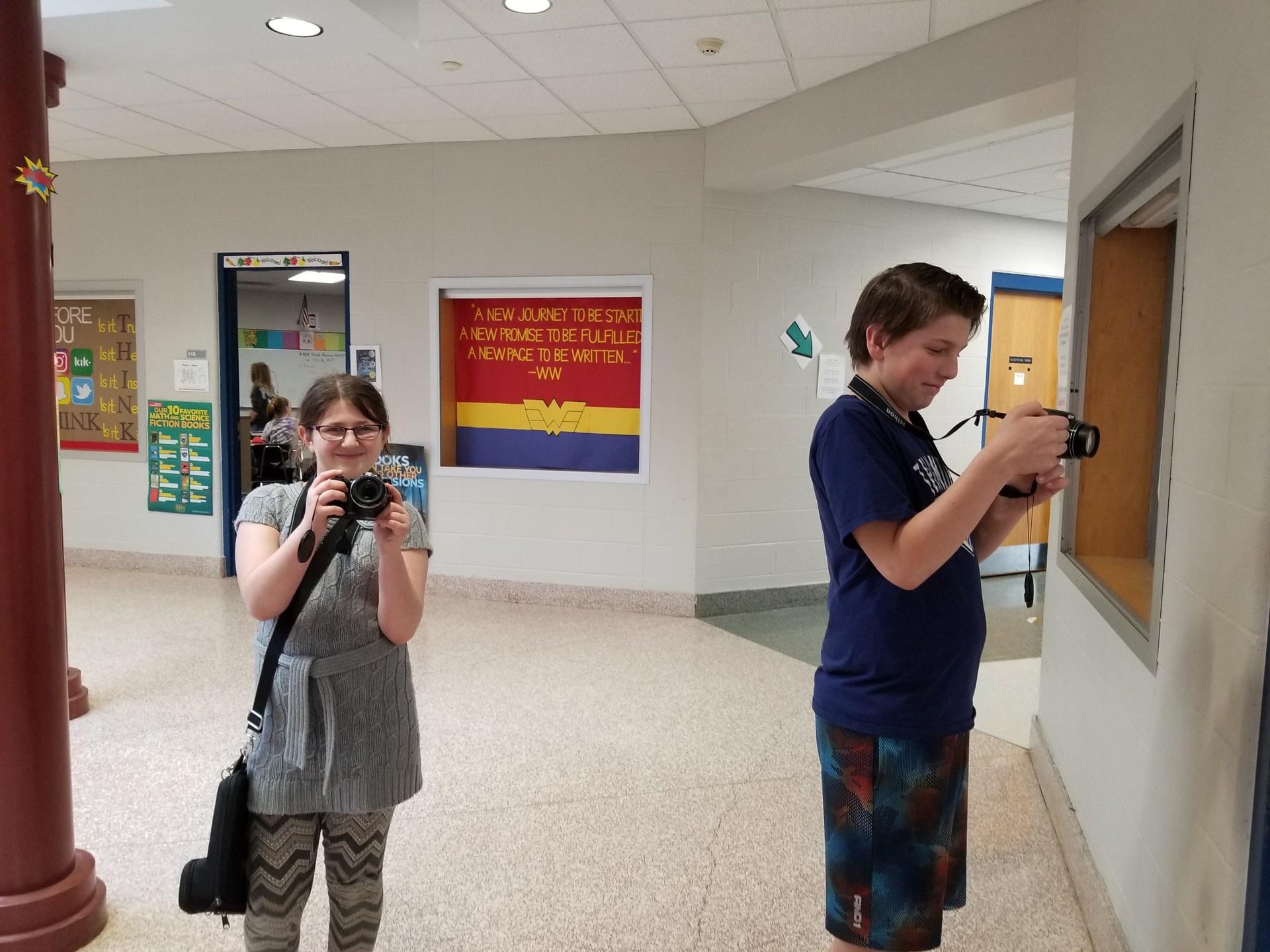 Newspaper Club- photographers