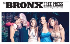 Bronx Free Press - Graduation girls