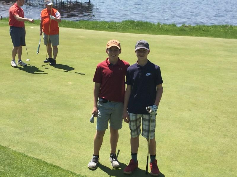 Golf Outing a HUGE Success! Thumbnail Image