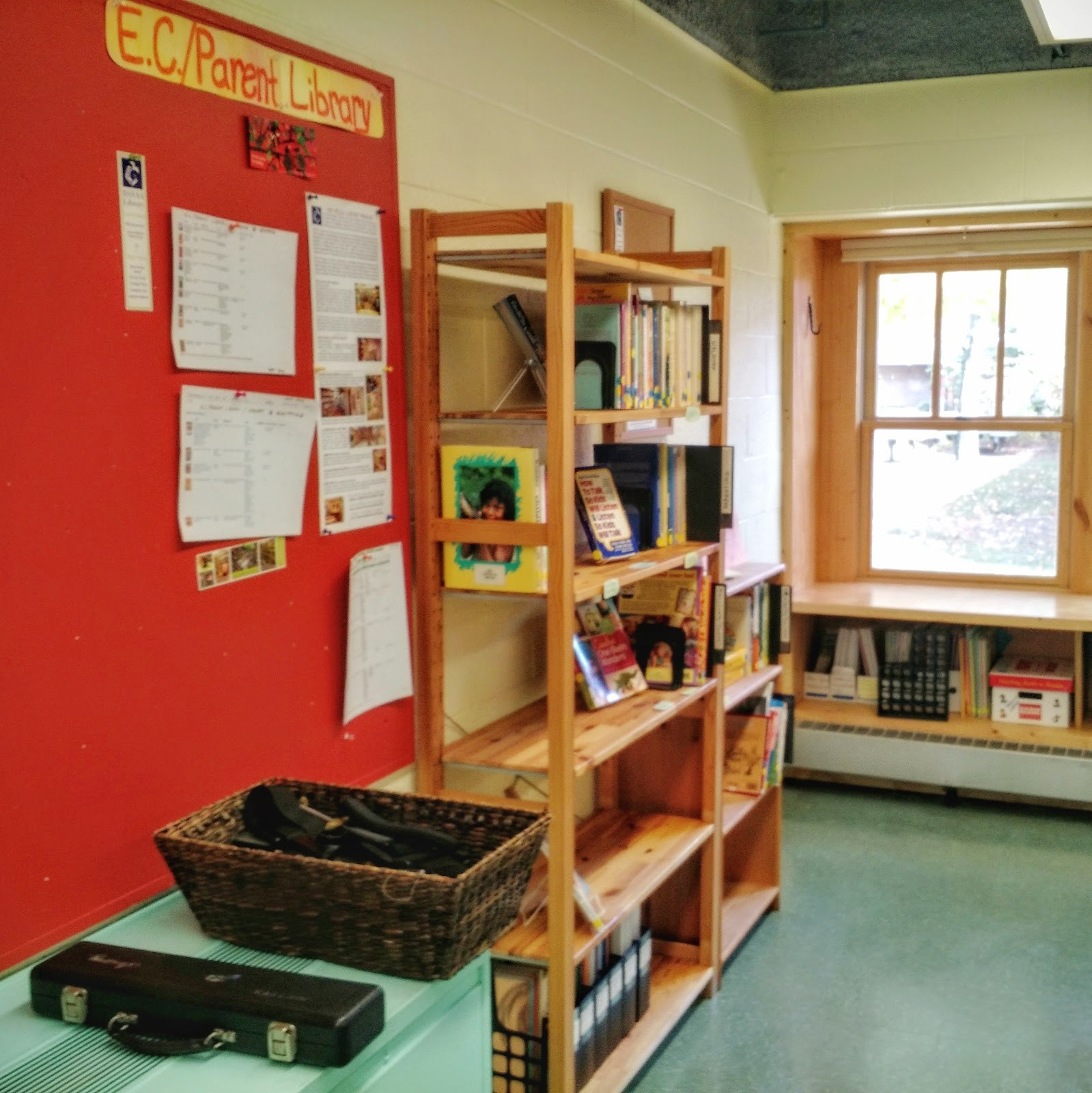 Early Childhood Library