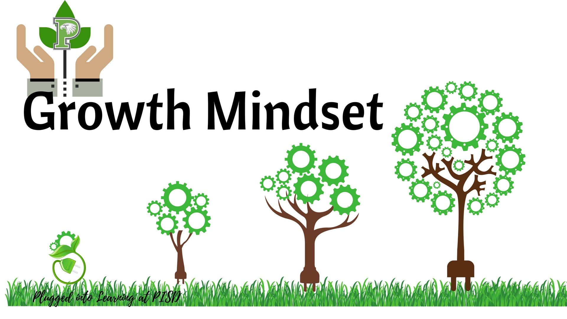 Growth Mindset symbols