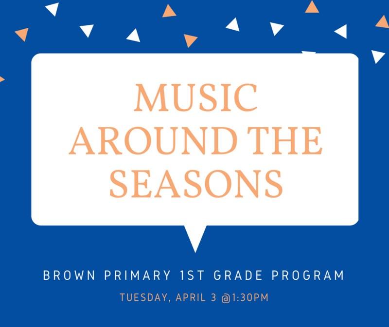 Music Around the Seasons Thumbnail Image