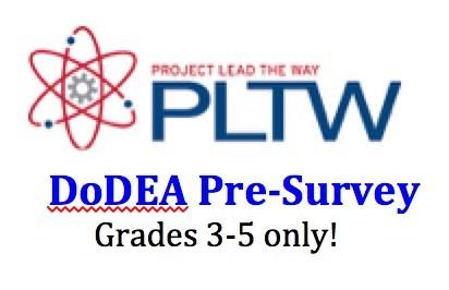 PLTW KES survey