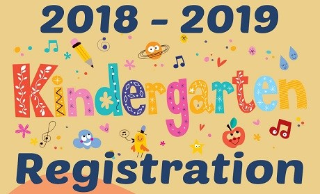 2018-19 Kindergarten Registration