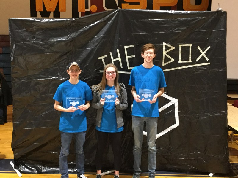 2017 Mead SD Robotics Competition Winners Featured Photo