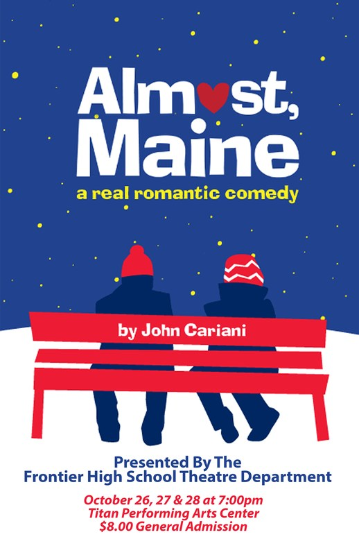 Frontier Theatre presents Almost, Maine Thumbnail Image