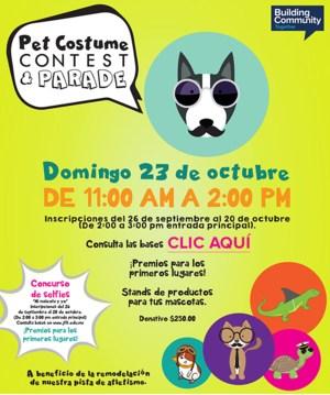 Pet Contest & Costume