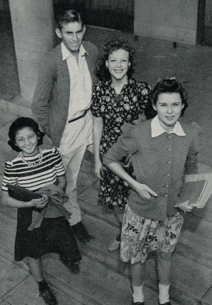 students 1944