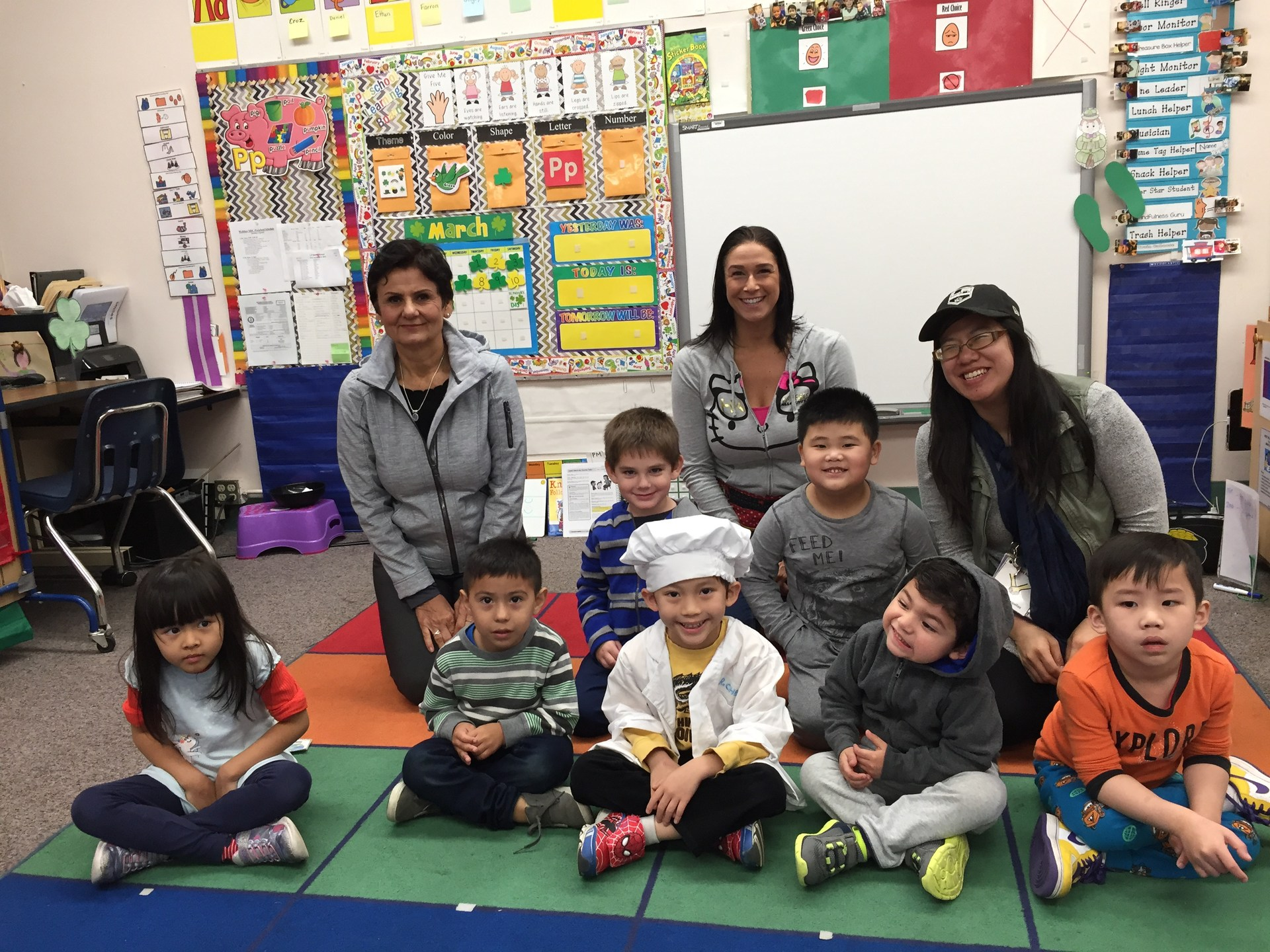 Ms. Marino's Class
