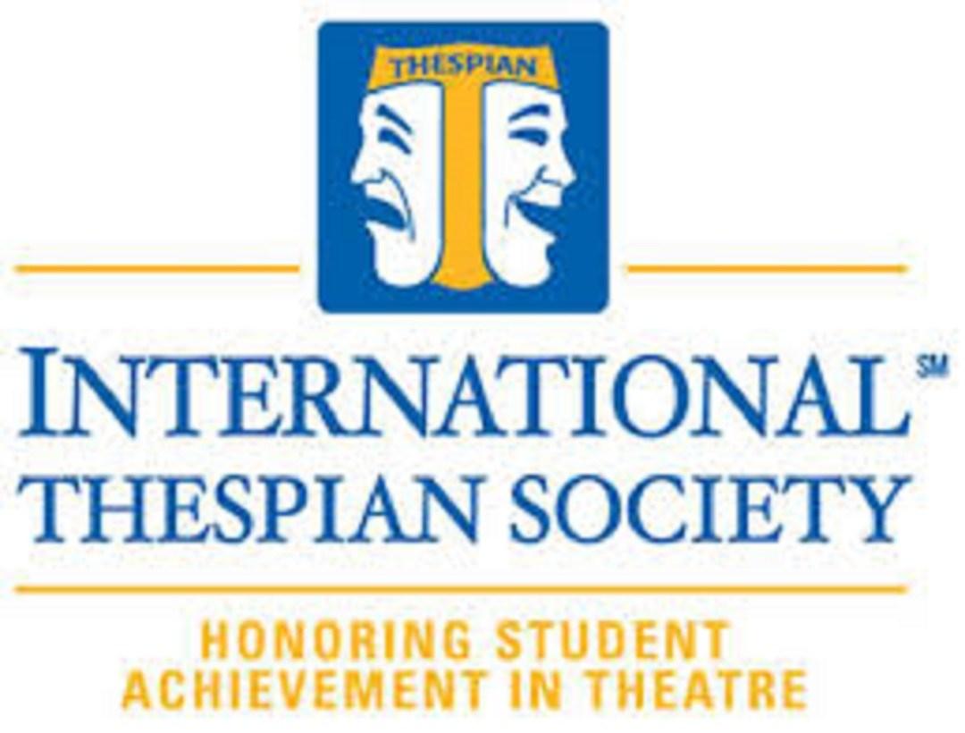 Thespian Society Logo