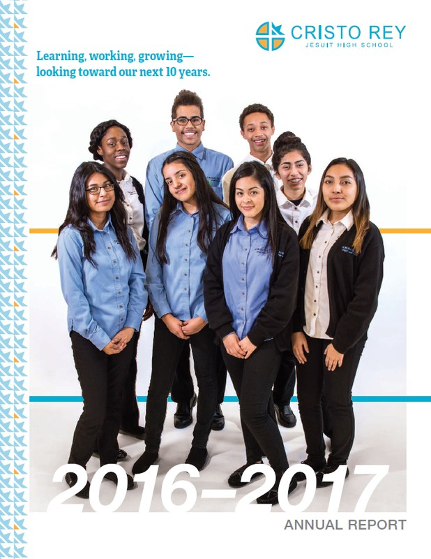 2016-2017 Annual Report Now Available! Thumbnail Image