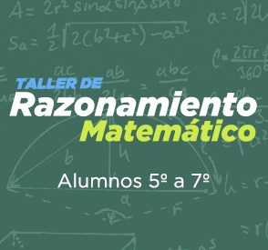 Taller de Razonamiento Matemático Featured Photo