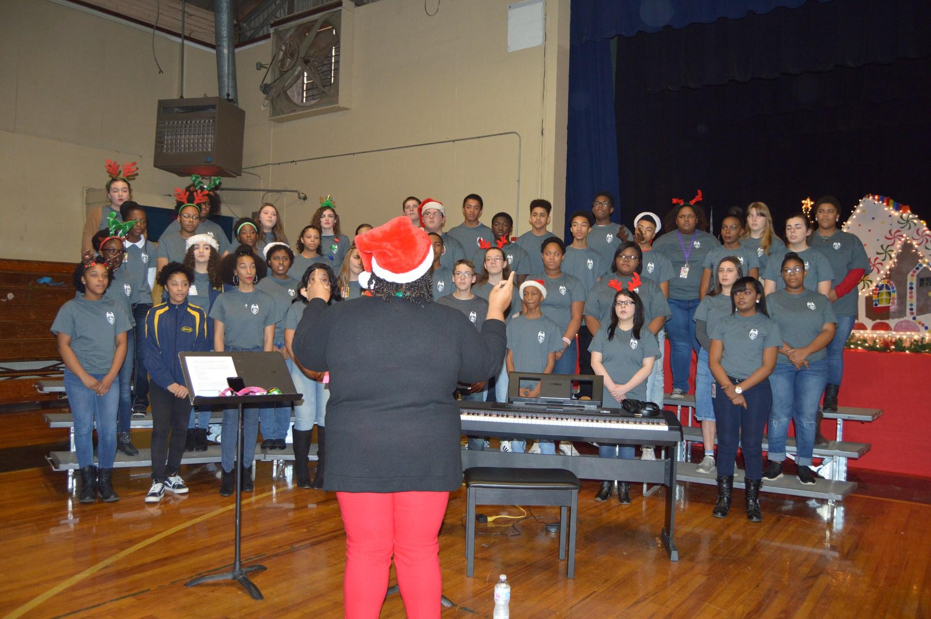 Chorus - Christmas