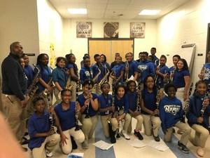 West St. John Elementary Band