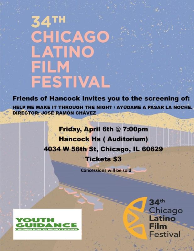 Latino Film Festival Featured Photo