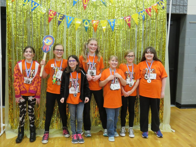 One of the three Page Elementary Odyssey of the Mind teams will advance to the world finals.