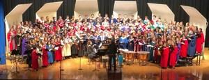 2018 PMEA District 1 Choir