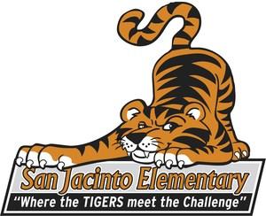 San Jacinto Elementary School Logo