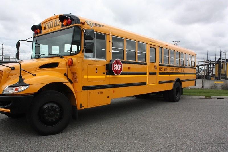 WVSD school bus